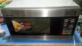 Imported microwave ovens