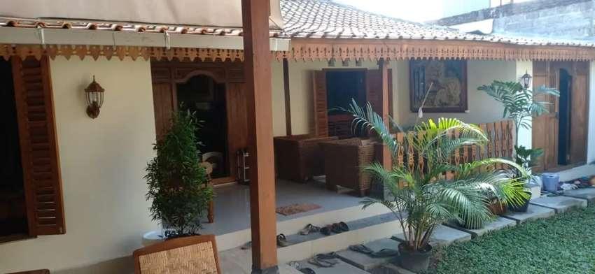 Rumah Klasik dekat kawasan kraton di Sewon Bantul Yogyakarta 0