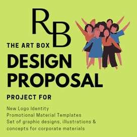 The Art Box Design Proposal