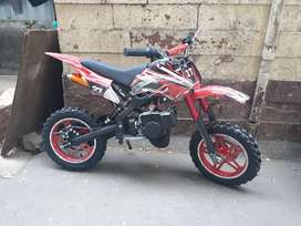 50cc Brand new kids mini bike / kids petrol dirt bike / pocket bike