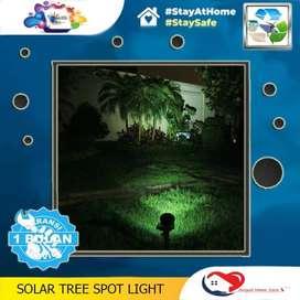 SOLAR TREE SPOT LIGHT
