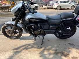 Um renegade sport 300 cc silver black nad