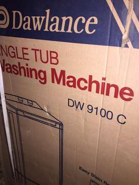 Dawlance Washing Machine NEW