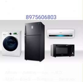 AC fridge washing machine microwave repair & sales