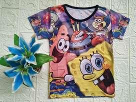 Kaos anak 0-1,5 tahun