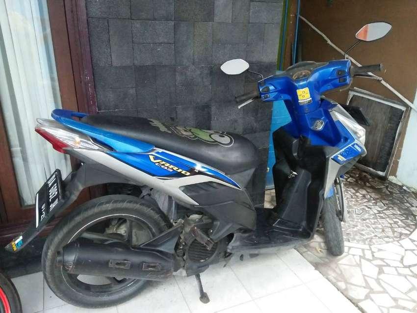 Dijual Honda Vario Karbu 2010 0