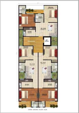 2 BHK READY TO MOVE IN SHIVAJI NAGAR.