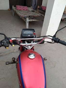 Honda cd 70 2018 modil