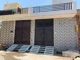2 Bedroom newly built Independent House Near Ballabgarh, Bank Loan 80%