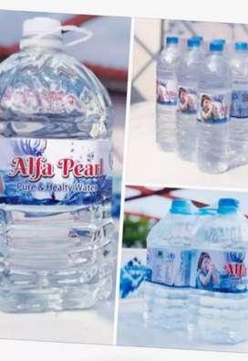 Mineral Water Free home delivery - Alfa Pearl