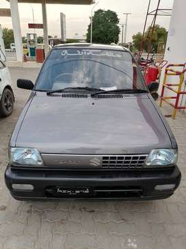 Mehran vx ac total genuine
