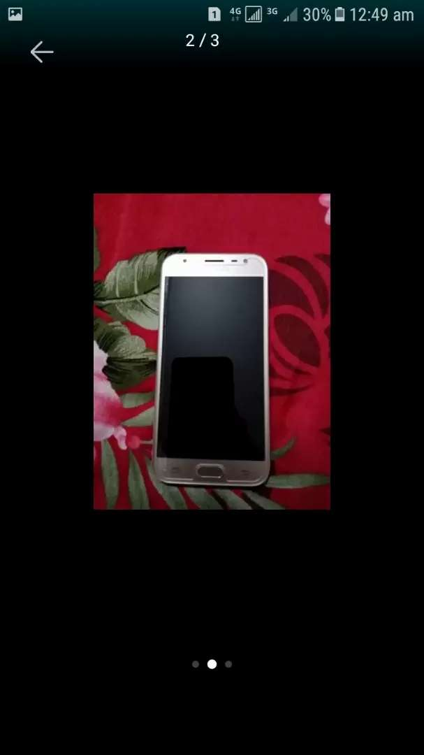 Samsung j 3 pro ( 3@32) for sale only call plese