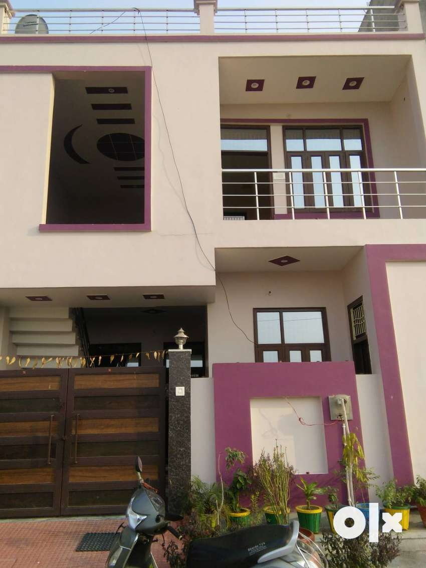 128 YARD NEW DUPLEX HOUSE ONLY 57 LAC (OPP-MEDICAL COLLEGE GARH ROAD) 0