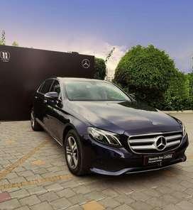 Mercedes-Benz E-Class 220 CDI, 2020, Diesel