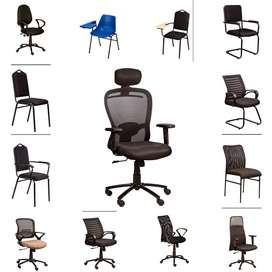 CLEVERS CHAIRS -FOR OFFICE USE AND WRITING PURPOSE