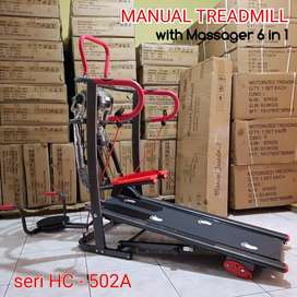 Treadmill Manual 6 Fungsi // Siantaro BV 11A23