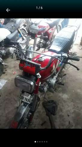 Honda cd 13 modl pindi no