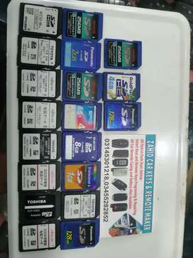 Orignal memory card for sale