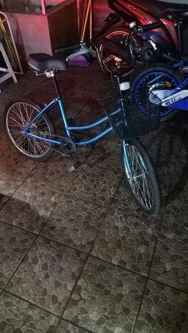 Sepeda minion ukuran 20