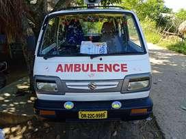 Maruti Suzuki omni ambulance