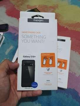 Spigen ultra Hybrid Samsung S10+