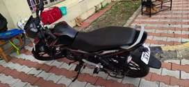All overvnew condition motor cycle new tyre good average