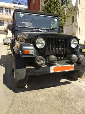 Excellent condition Mahindra Thar CRDE, CHANDIGARH REGISTRATION