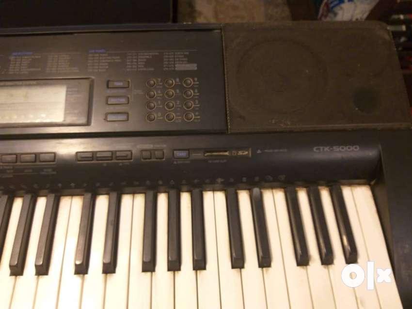 casio keyboard 0