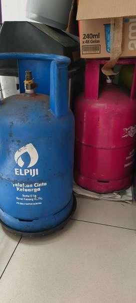Tabung Gas Elpiji bekas 12 kg