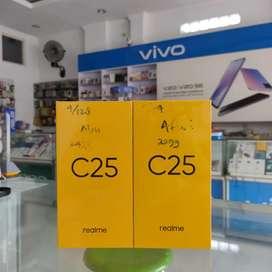 Obral Hp Realme C25 ram 4/64 New