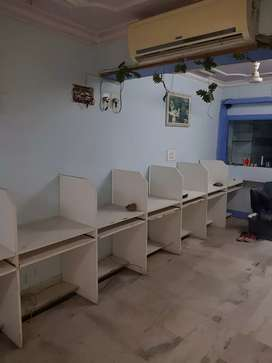 Vaishali 1300 Sq.ft Furnished office for Call center or any use