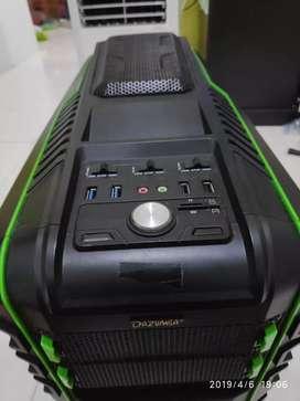 PC Komputer case casing Dazumba 911