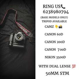 DSLR DAILY RENT