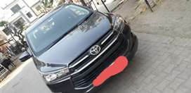 Toyota Innova Crysta 2018 Diesel Well Maintained