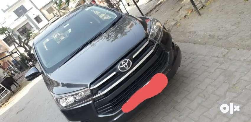 Toyota Innova Crysta 2018 Diesel Well Maintained