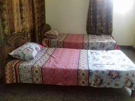 Furnished accommodation/hostel in G-9/4