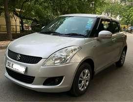 Maruti Suzuki Swift VXi 1.2 ABS BS-IV, 2013, Petrol