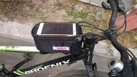 Tas frame sepeda