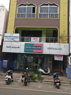 750 sqft shop available for rental in Rajahmundry
