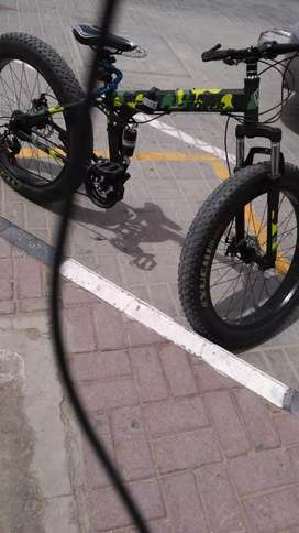 Rang Rover Fat bike