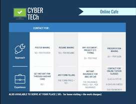 All type of cyber work available