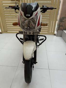 Bike in condition with first owner.
