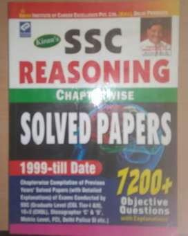 SSC RESSONING chapterwise solved papers