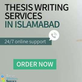 Thesis & Assignment Writing Service