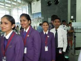 Ticket Counter, Air Hostess, Staff Nurse, Supervisor, ITI Holder &more