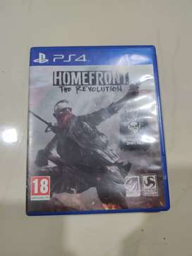 PS4 Game Homefront the revolution