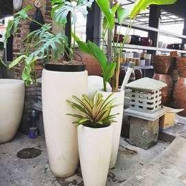 Pot Tanaman Elegant Untuk Dekorasi Tipe Vas