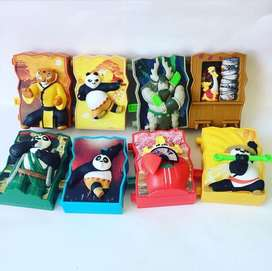 Set happy meal seri Kungfu Panda