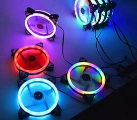 ,.RGb.pc Casing fans