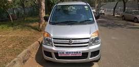 Maruti Suzuki Wagon R 2010-2012 LXI BS IV, 2009, Petrol